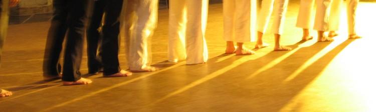 Füße Tanz