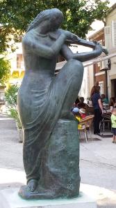 Skulptur Osor Musik