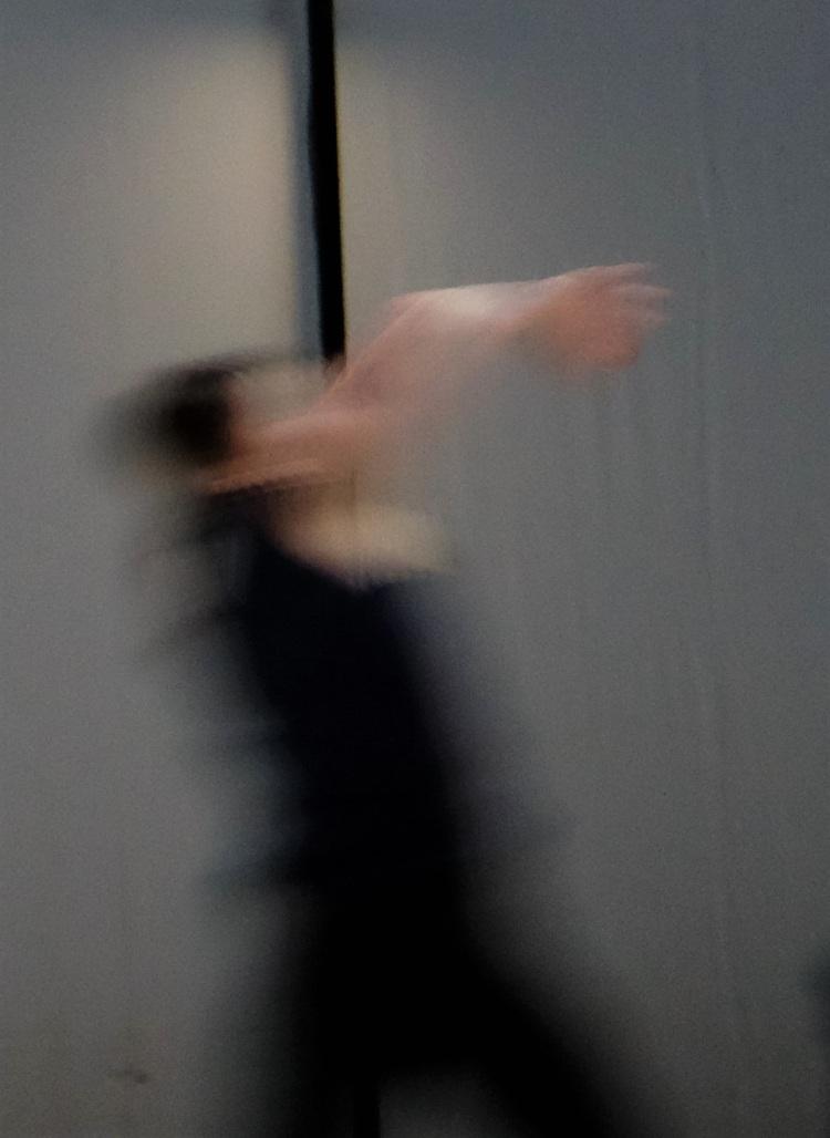 Tänzerin Sch