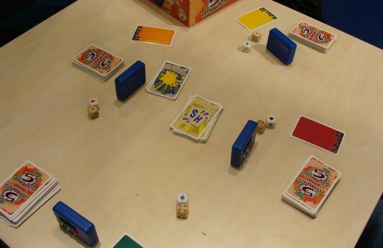 Tisch Spielemesse