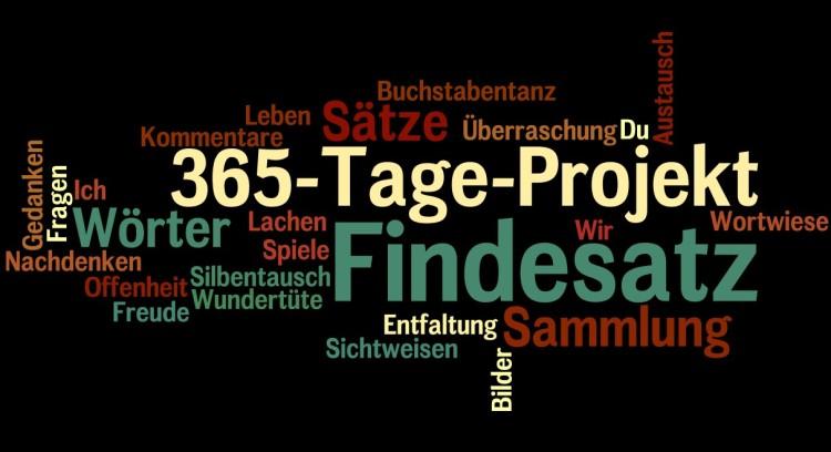Wörter Findesatz
