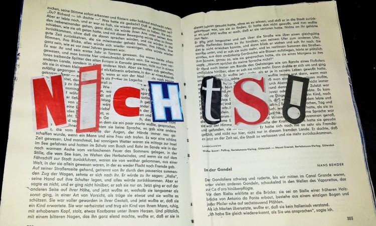 Buch Nichts