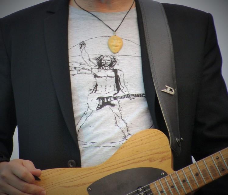 Gitarrist Gröne