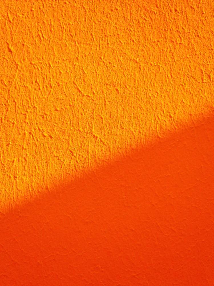 Wand orange