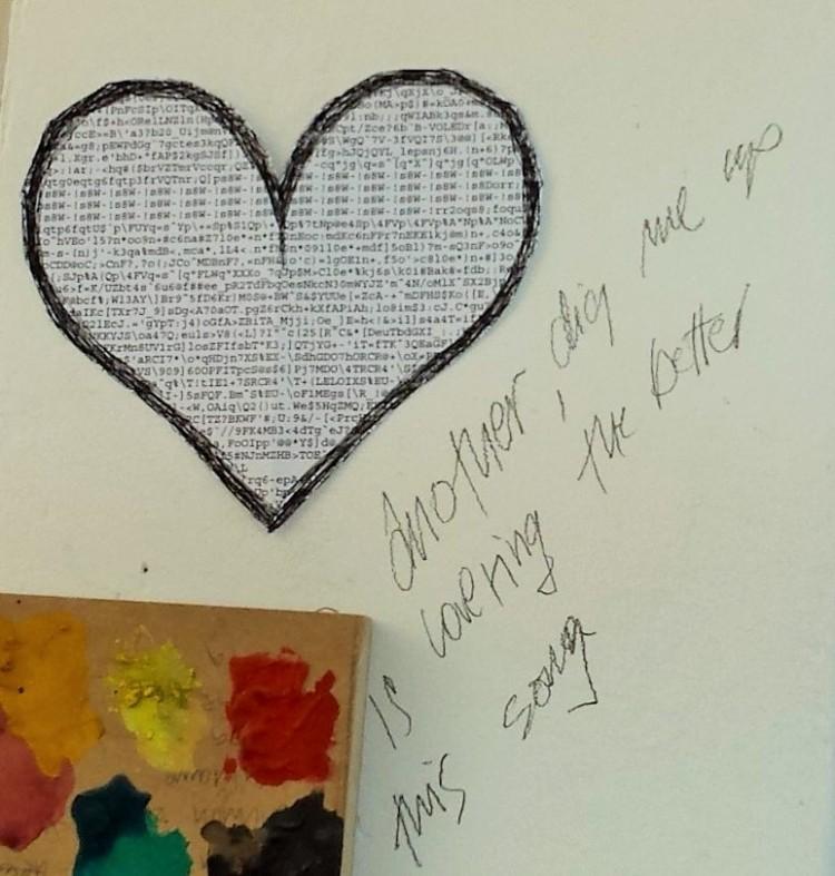 Herz Wand