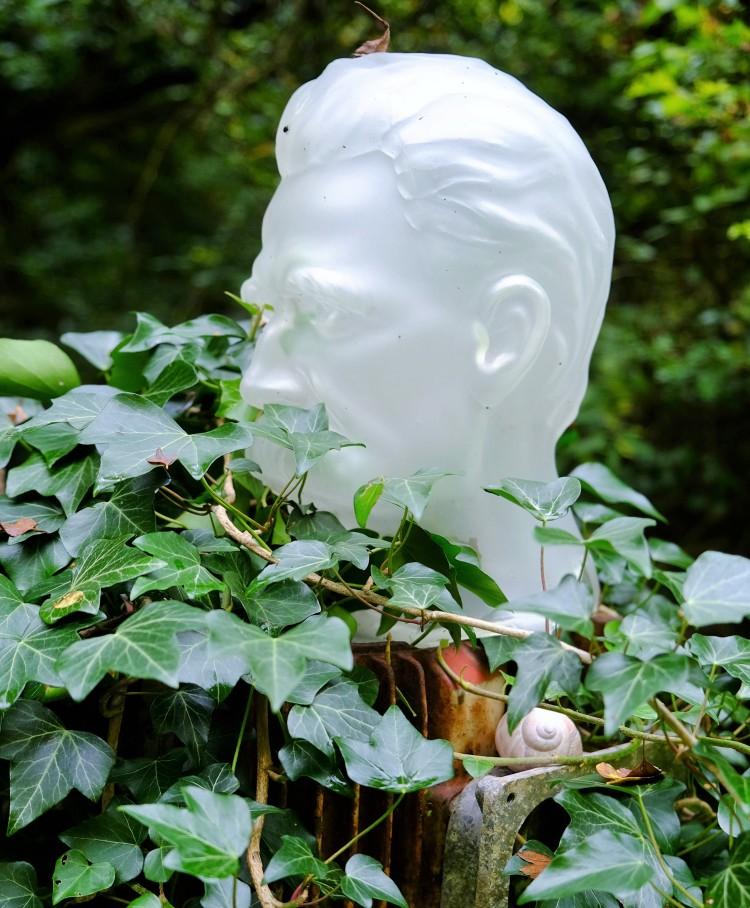 Skulptur Garten