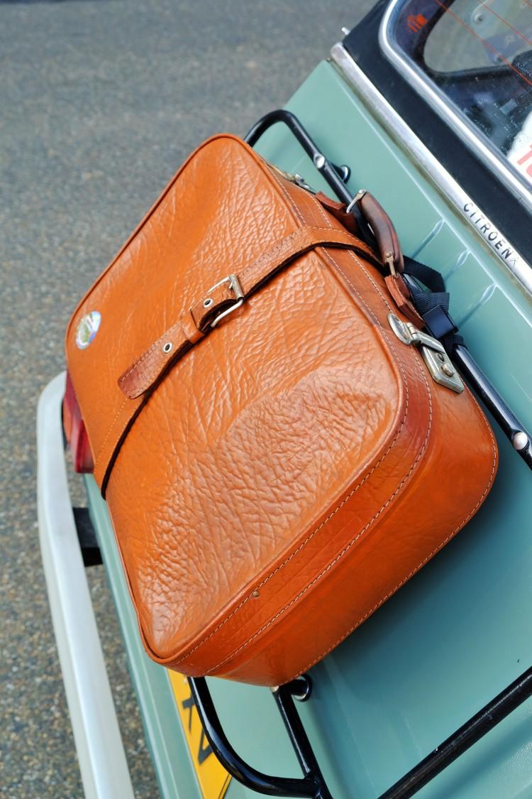 Koffer Ente