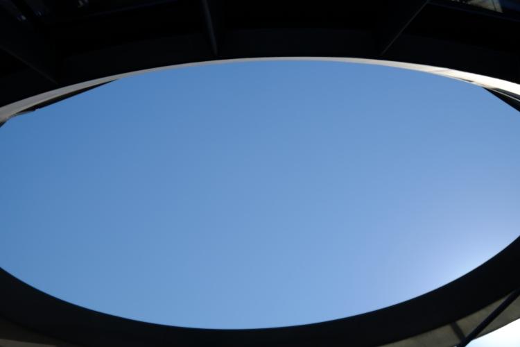 Fenster Himmel