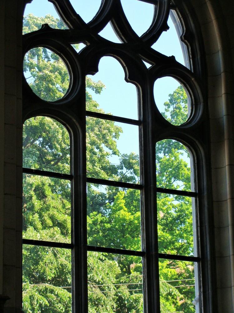 Fenster Kirche