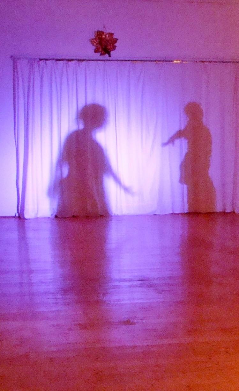 Tanz Vorhang