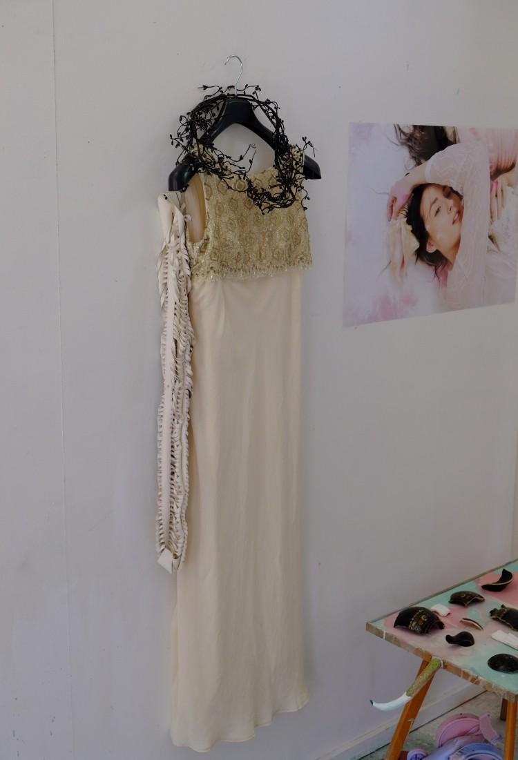 Kleid Kunst