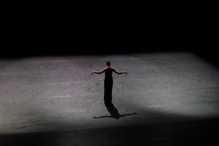 Tänzerin Scapino