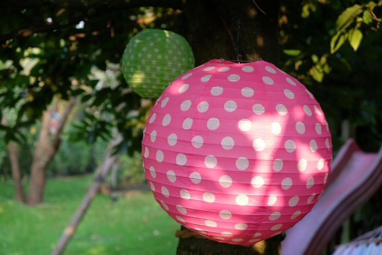 Lampeons Garten