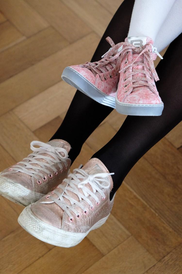 Schuhe klein & groß