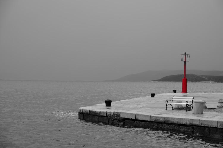 leuchtturm-rot