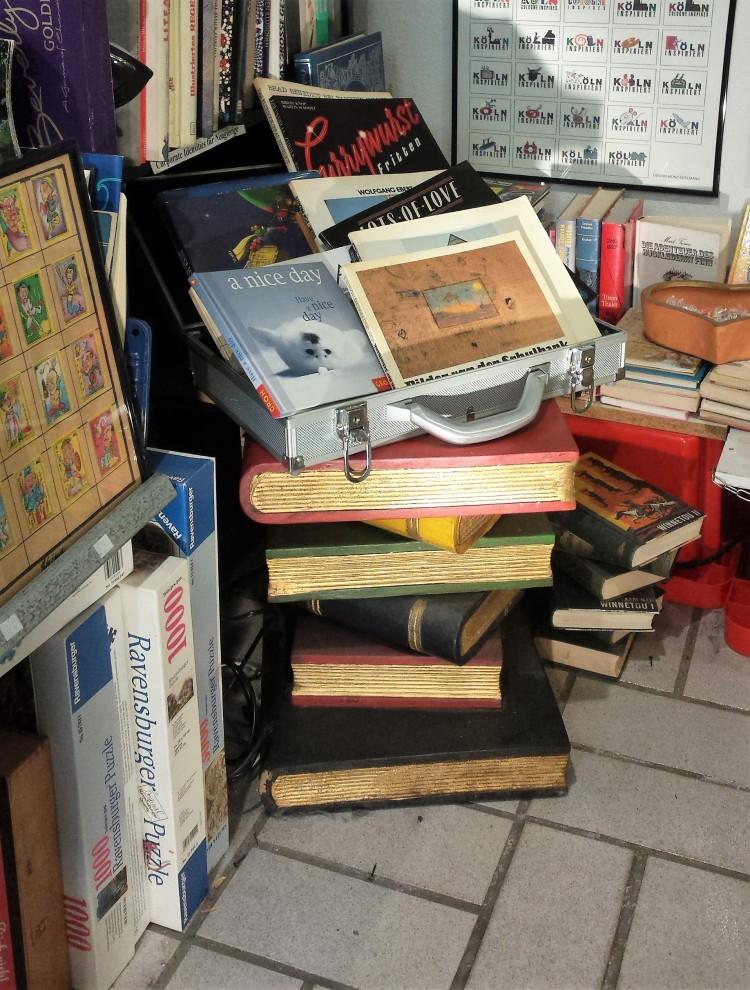 Buchhandlung Stapel