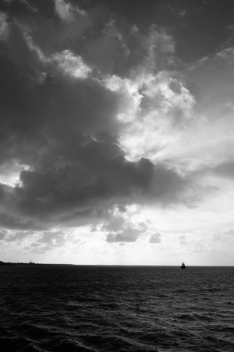 Texel Wolken