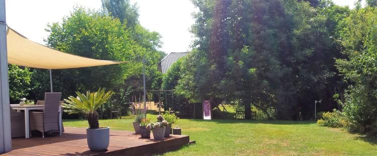 Garten Juni