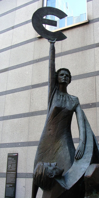 Skulptur Brüssel