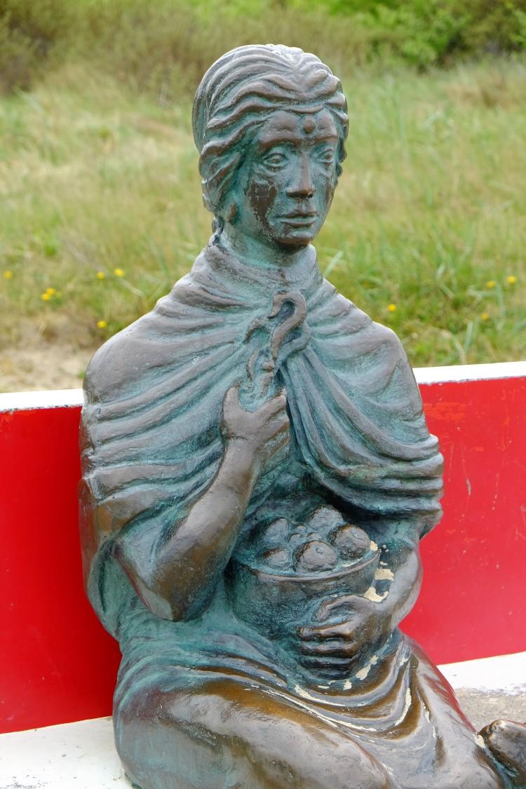 Skulptur Domburg