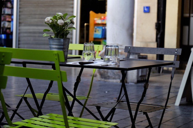 Cafe Reims