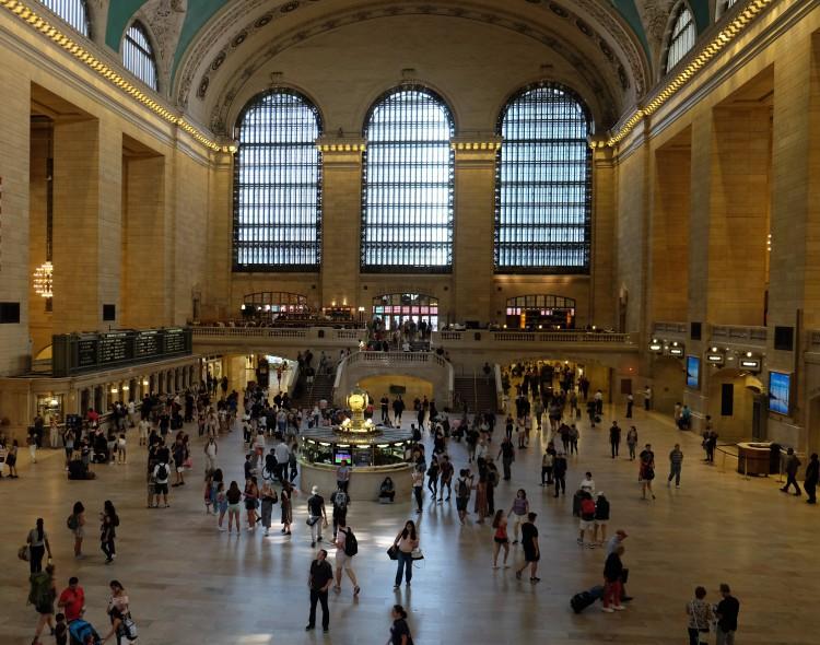 Bahnhof NY