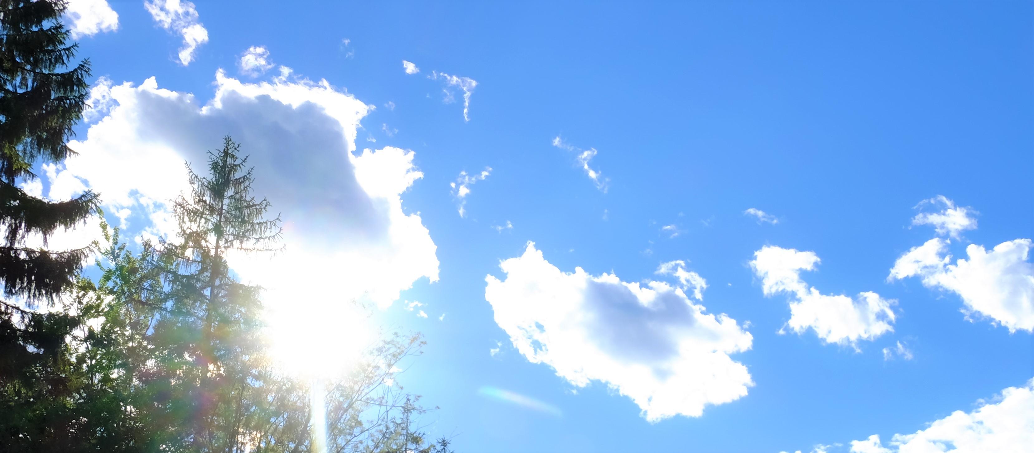 Himmel Wolken S