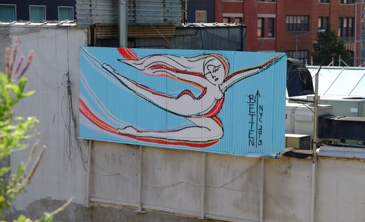 Kunst Trasse NY
