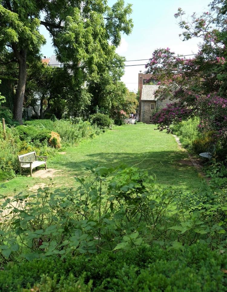 Garten Georgetown