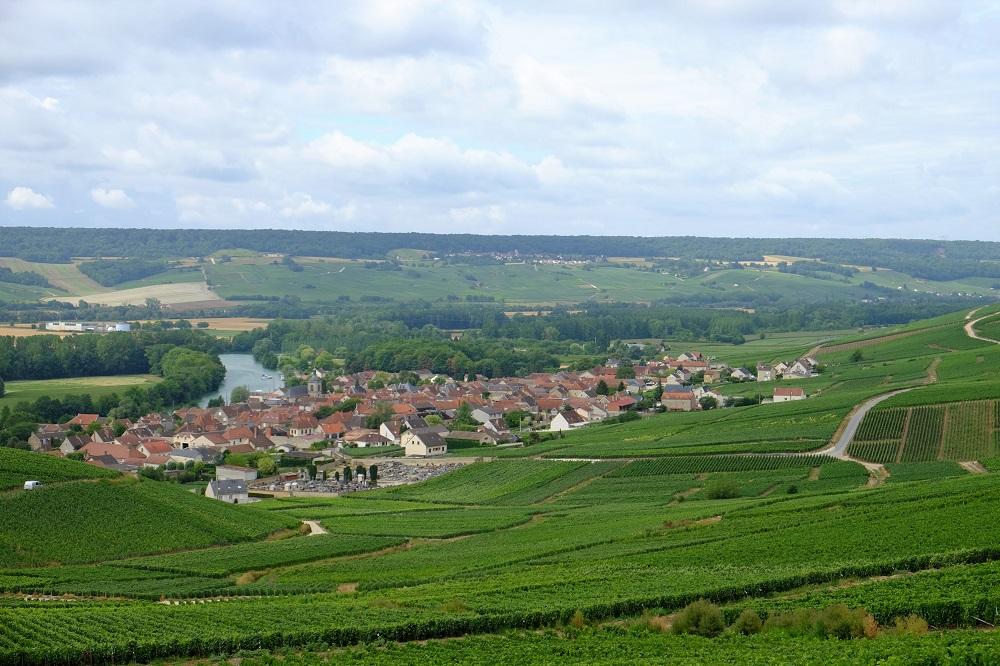 Landschaft Reims