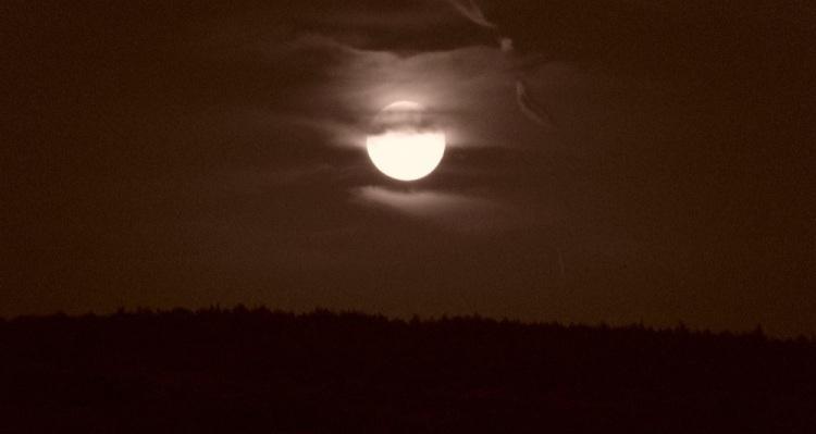 Mond Himmel