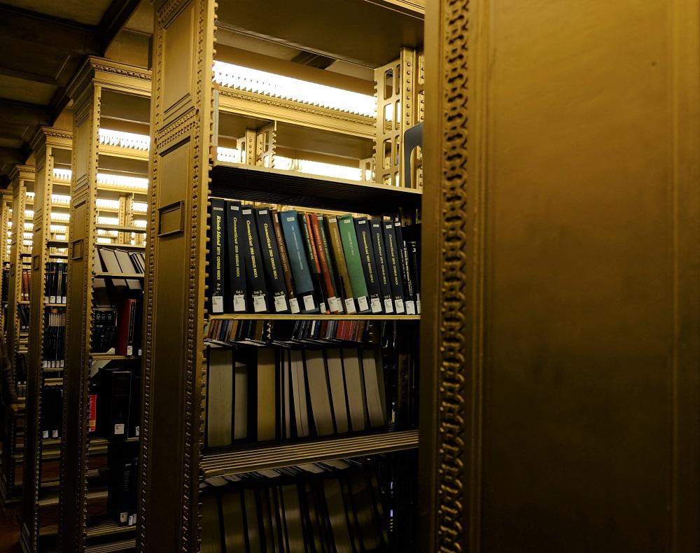 Bücherei NY