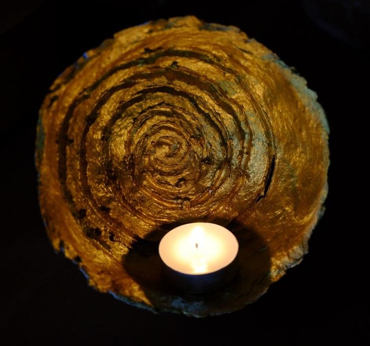 Kerze Kunst