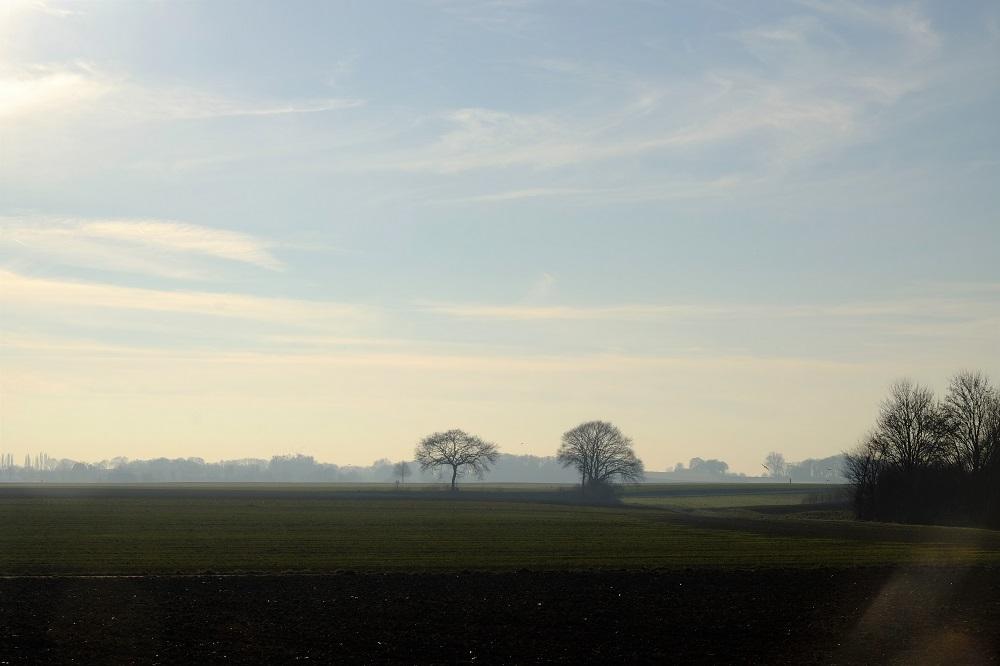 Landschaft J Weg
