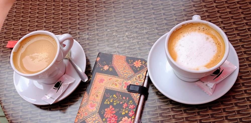 Kaffee Buch