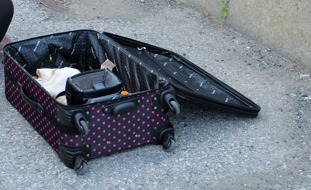 Koffer B