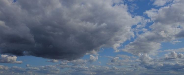 Himmel Wolken P