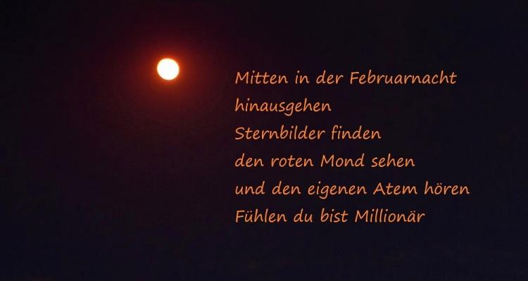 Mond rot S