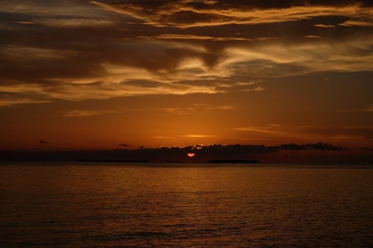 Sonnenuntergang KW