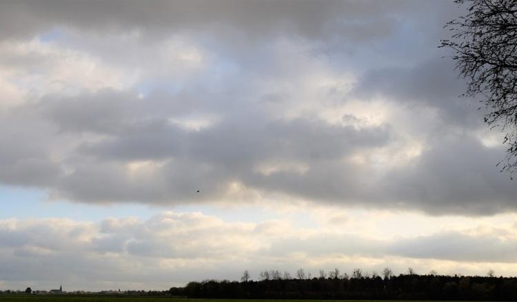 Himmel Landschaft TH