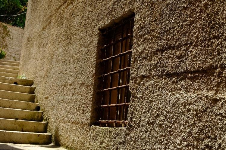 Treppe Fenster