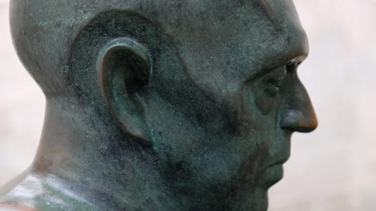 Skulptur Platz O