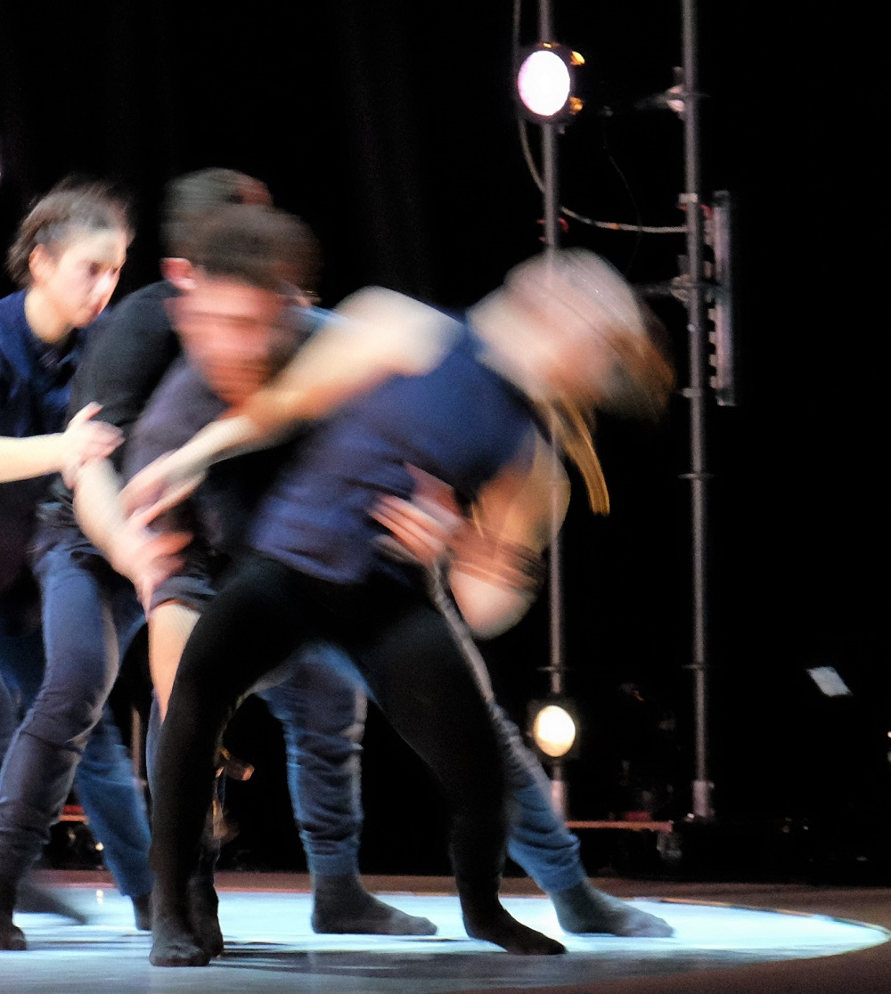 Tänzer Sch