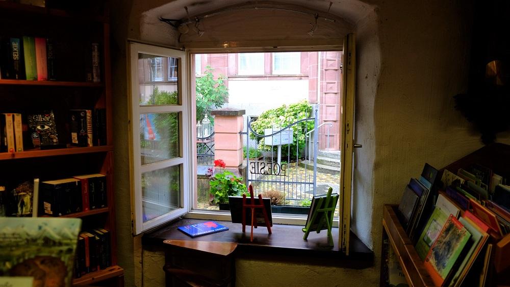 Fenster Poesie
