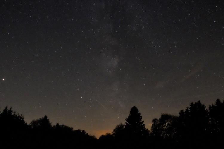 Himmel Sternenwanderung
