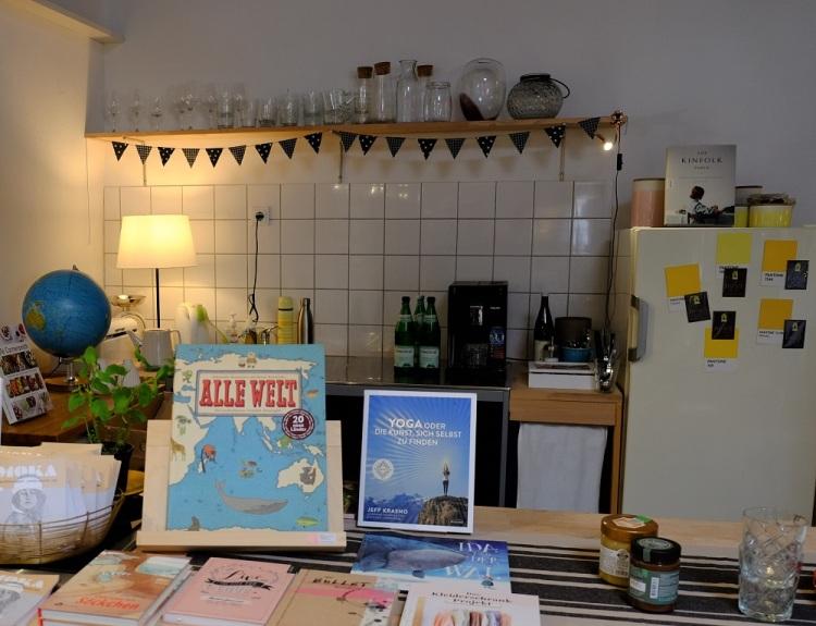 Küche Buchhandlung