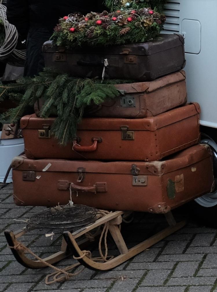 Koffer Weihnachten