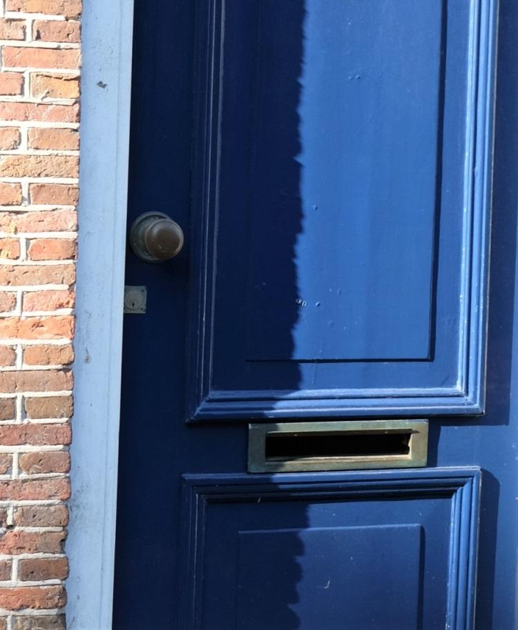 Tür Ausschnitt