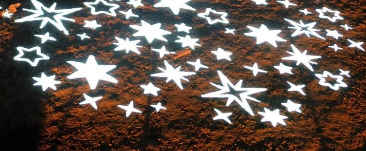 Sterne Bot Garten