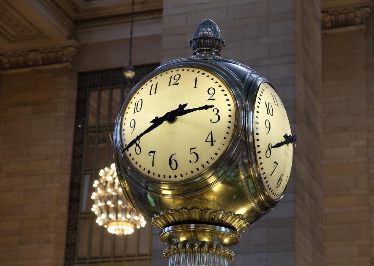 Uhr BahnhofNY